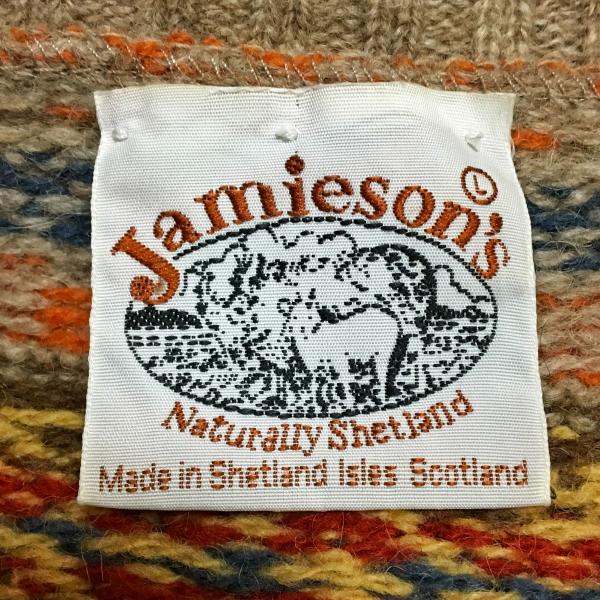 ジャミーソンズラベル