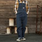オーバーオールの着用画像