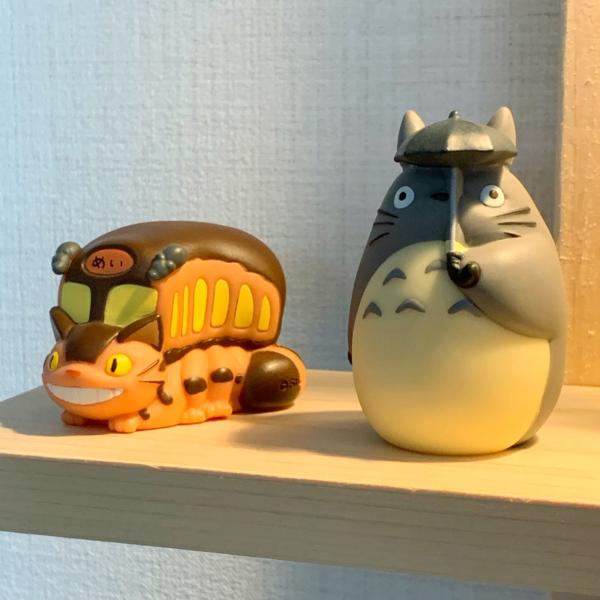 猫バス&トトロ