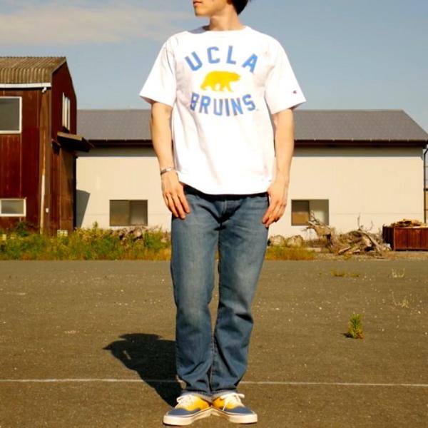 UCLATシャツ